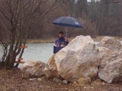 Kamnita zložba - Šobec